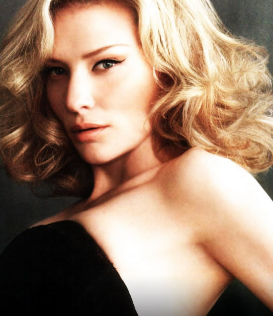 Celebrity Skincare and Makeup Profile Cate Blanchett