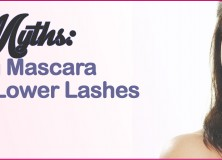 Makeup Myths: Skipping Mascara on Lower Lashes