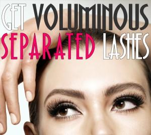 Amazing Long Luxurious Voluminous Eyelashes Makeup Tips