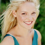 Katherine Heigl Beautiful Blonde Hair Color