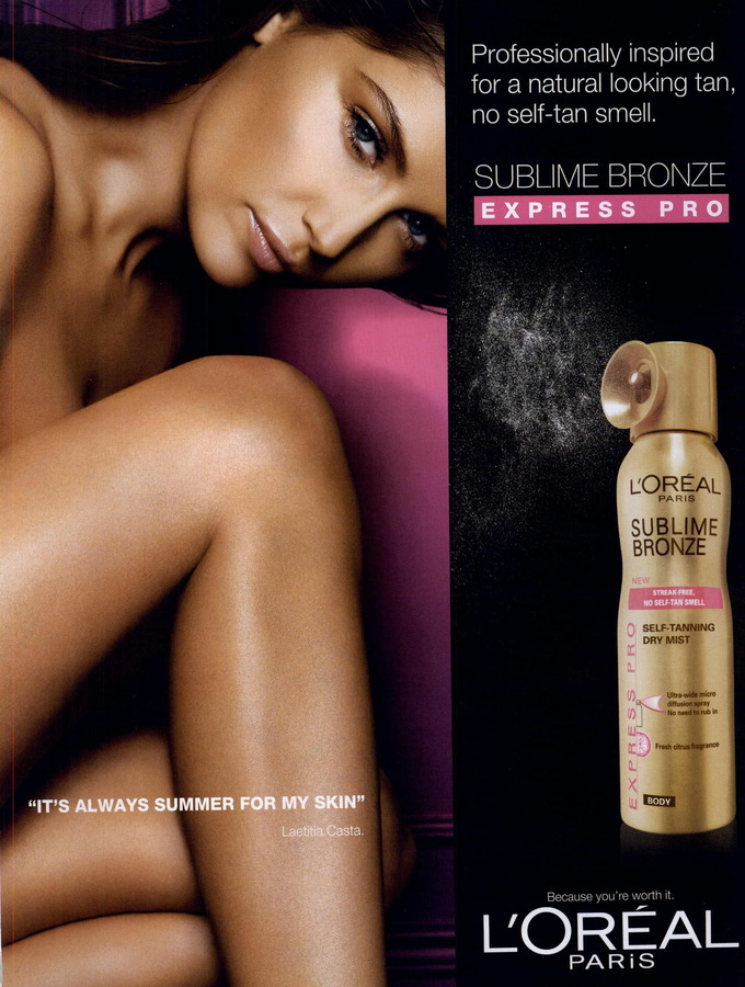 LOreal Sublime Bronze Express Pro Tanning Mist Review