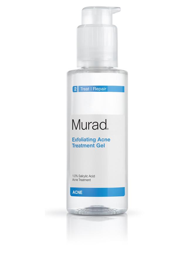 Skincare Murad Exfoliating Acne Treatment Gel