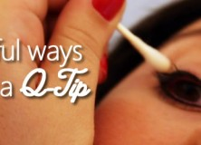 29 Beautiful Ways to Use a Q-Tip Feature