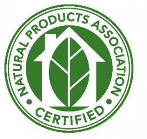 Natural Products Association Natural Seal