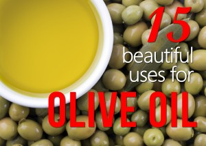15 Beautiful Uses For Olive Oil PNG