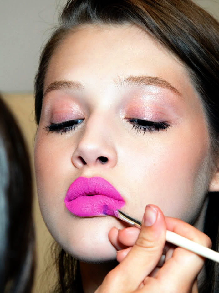 Tips For Bright Lips