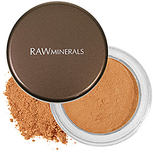 Makeup Reviews Raw Minerals Foundation