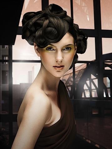 AG Hair Cosmetics Diva How-To