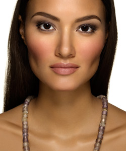 Bobbi Brown Mauve Collection Face look