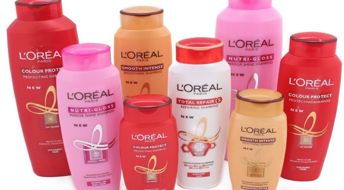 L'Oreal Vive Pro Color Shampoo and Conditioner Review
