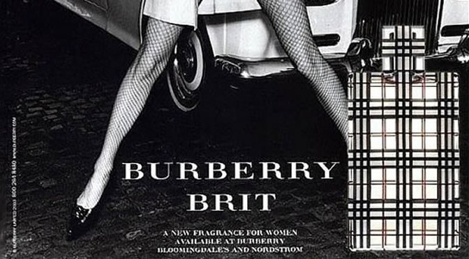 Fragrance Friday: Burberry Brit