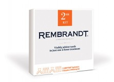 Rembrandt 2-Hour Whitening Kit Review