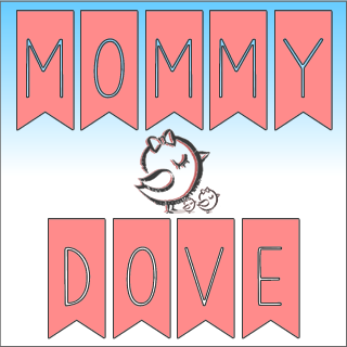 Mommy Dove square logo