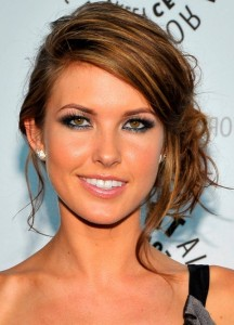 Audrina-Patridge Hair and Makeup