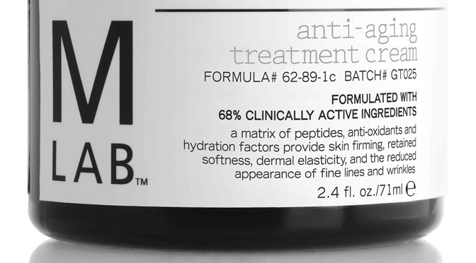 M LAB Anti-Aging Treatment Cream Review