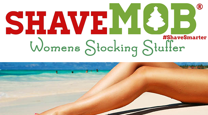 Silky Smooth Holidays with ShaveMOB