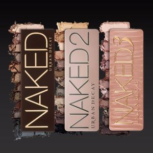 Urban Decay NAKED Palette Review Makeup