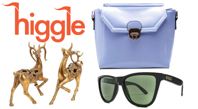 Happy Your Holiday Shopping with Higgle