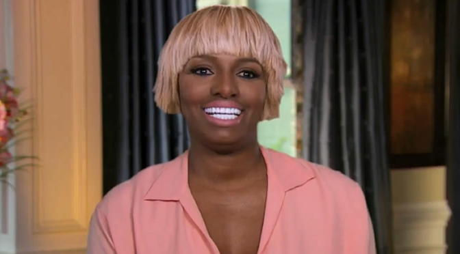 NeNe Leakes With A Sia Haircut… Is A Thing That Happened.