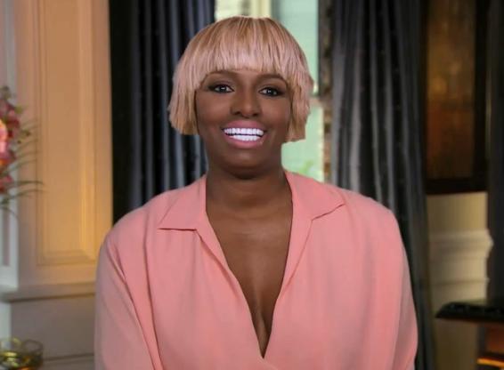 NeNe Leakes RHOA Sia Furler Haircut