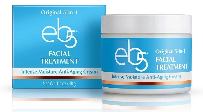 eb5 Skincare Intense Moisture Anti-Aging Cream Review + Giveaway