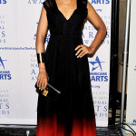 Kerry Washington 2009 National Arts Awards Ombre Gown