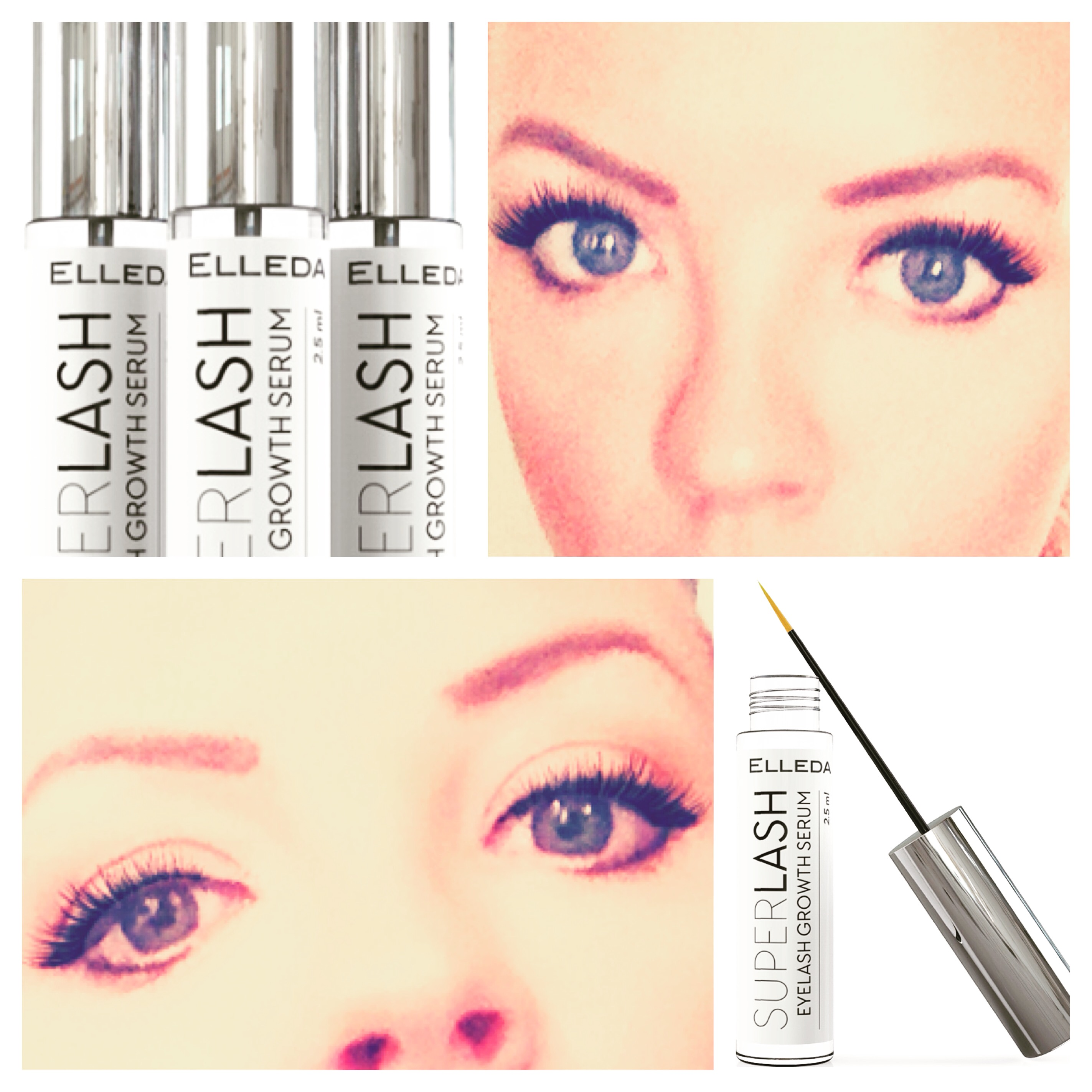 SUPERlash eyelash serum review