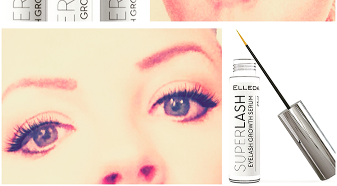 Get Killer Lashes with SUPERlash Eyelash Growth Serum