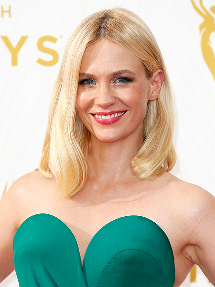 january-jones-emmys-2015-hair-makeup