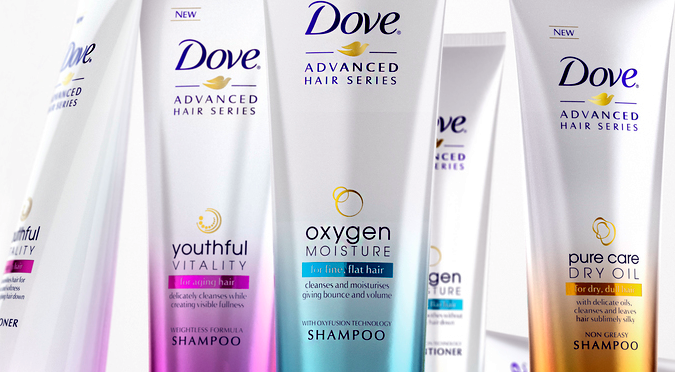 Can help Dove facial product situation familiar