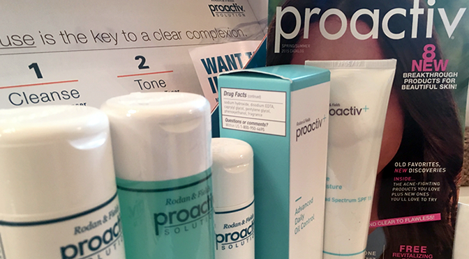 Proactiv Review First Impressions