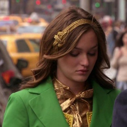 Gossip Girl Makeup How-To: Blair