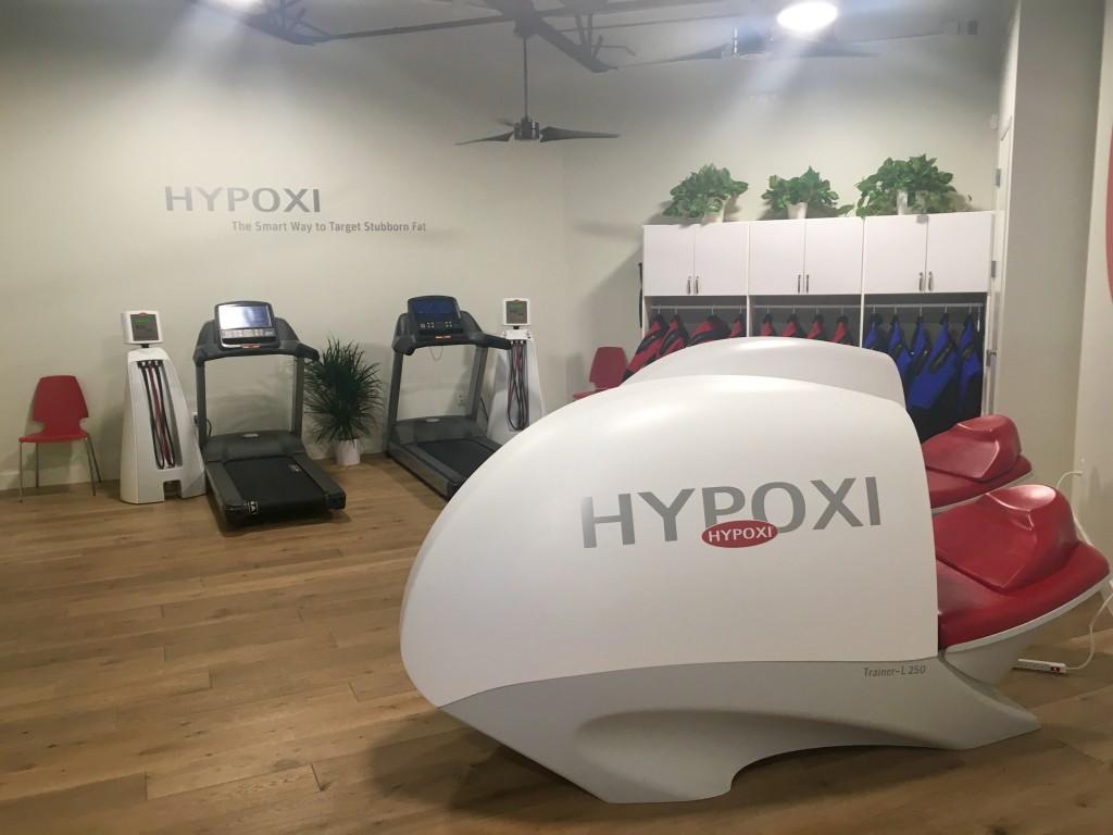 Hypoxi Equipment L Vacunaut