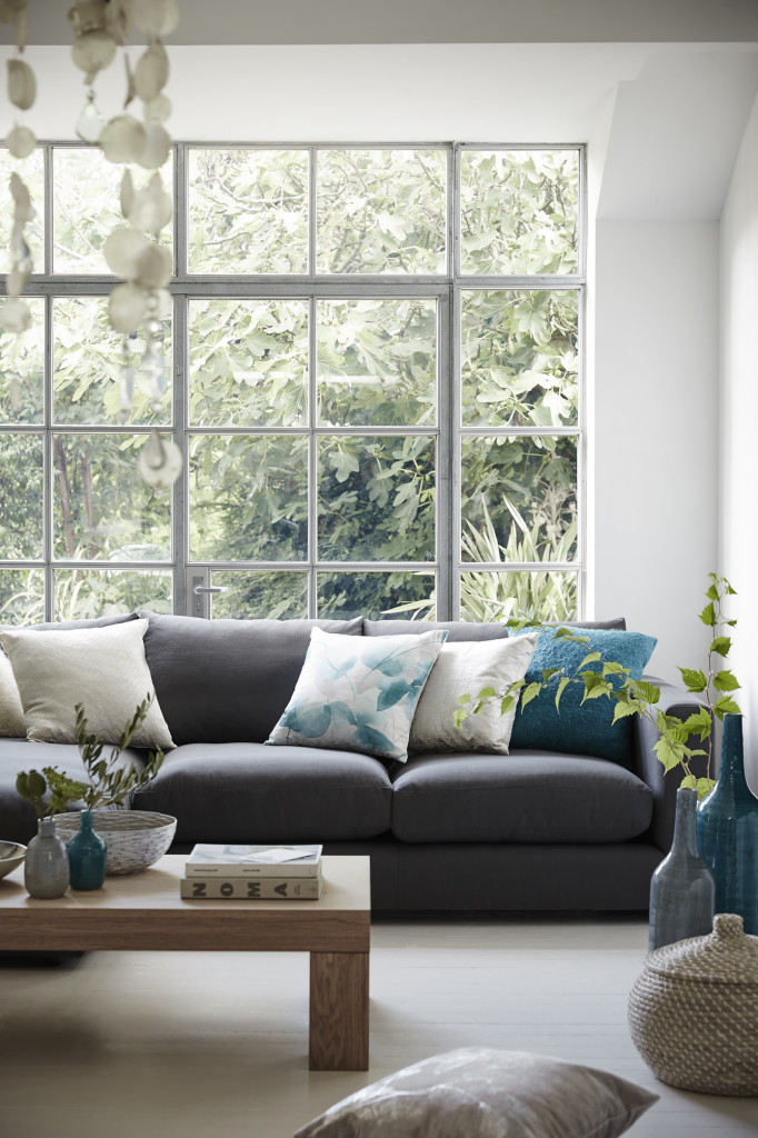 debenhams living room grey