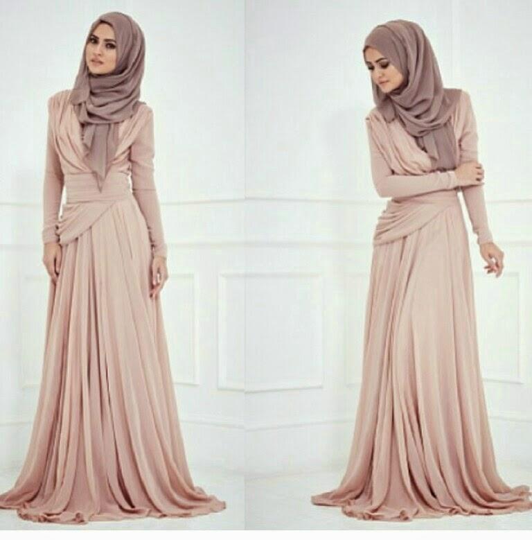 Maxi Hijab Dresses