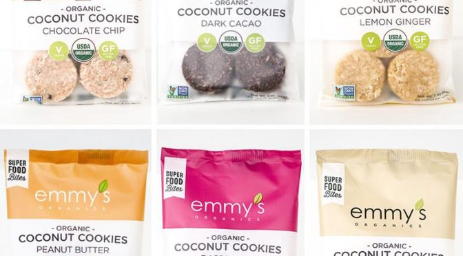 Review: paleo-friendly cookies. (No, really.)
