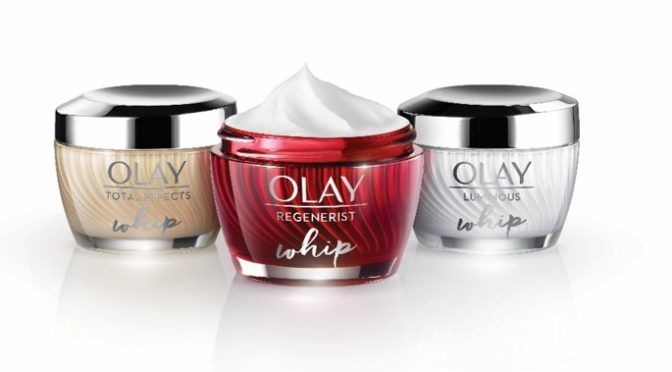 Whip Your Skin Into Shape in 2018! @Olay #ad @Albertsons #winterskinproblems #feelthewhip
