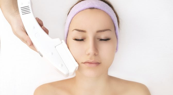 laser skincare treatment types