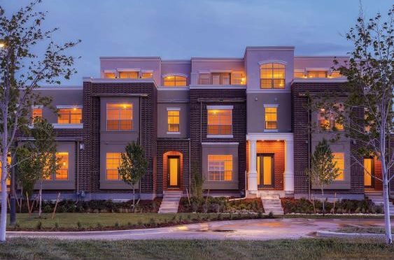 Looking For A New Home? Is A Row House Right For You?