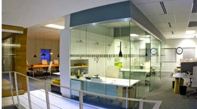 Benefits of Glass Walls at Your Office