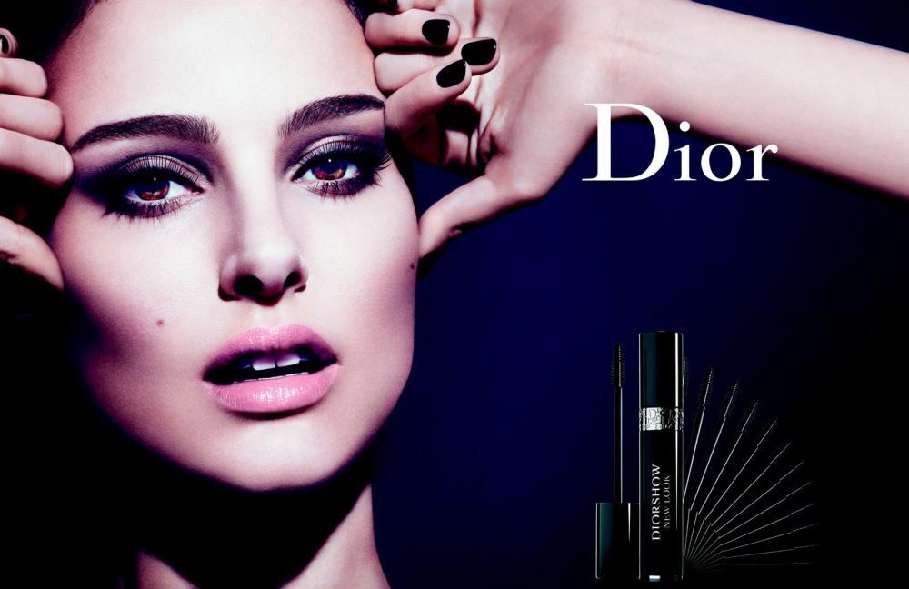 Eye Makeup Review Diorshow Mascara Natalie Portman