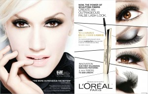 Eye Makeup Review L'Oreal Voluminous Eyeliner Mistake-Proof Marker Gwen Stefani