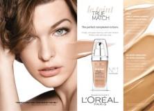 Face Makeup Review: L'Oreal True Match Liquid Foundation