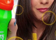 Hair Product Review Garnier Fructis Sleek and Shine Leave-in Serum Argan Oil
