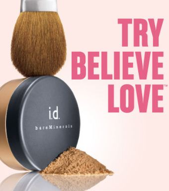Makeup Review Bare Minerals Foundation Mineral Makeup Try Believe Love