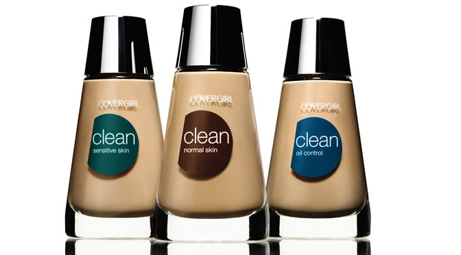 Face Makeup Review: CoverGirl Clean Makeup Liquid Foundation