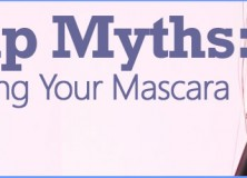 Makeup Myth: Double Dipping Your Mascara