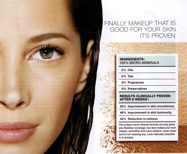 Maybelline Mineral Power Concealer Review - Face Makeup Reviews Christy Turlington