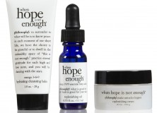 Skincare Reviews: Philosophy Makeup Optional Skincare Mini Kit
