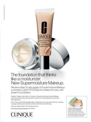 Clinique SuperMoisture Makeup Foundation Review